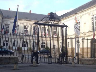 Mairie - Conservatoire - Nantes