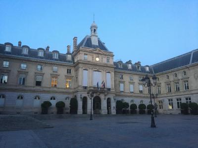 E.M.PU PORTE BRANCION 5 avenue de la Porte Brancion - École maternelle publique - Paris