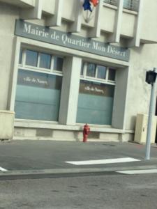 Mairie de quartier - Théâtre - Nancy