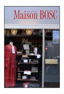 Maison Bosc Franchard - Tailleur - vêtements sur mesure - Paris