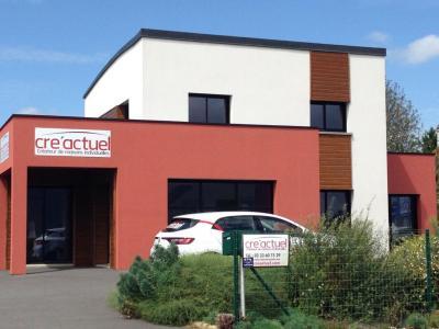 Maison Cre'Actuel - Constructeur de maisons individuelles - Avranches