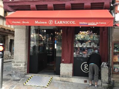 Maison Georges Larnicol - Biscuiteries et biscotteries - Vannes