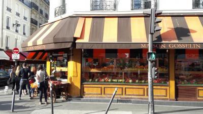 Maison Gosselin Halles De Provence - Commerce en gros de fruits et légumes - Paris