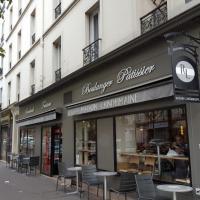 Maison Landemaine Crozatier - PARIS