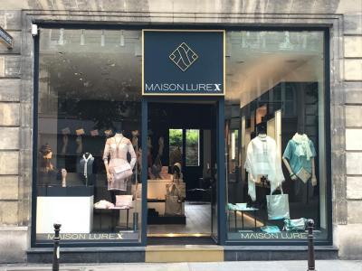 Maison Lurex - Vêtements femme - Paris