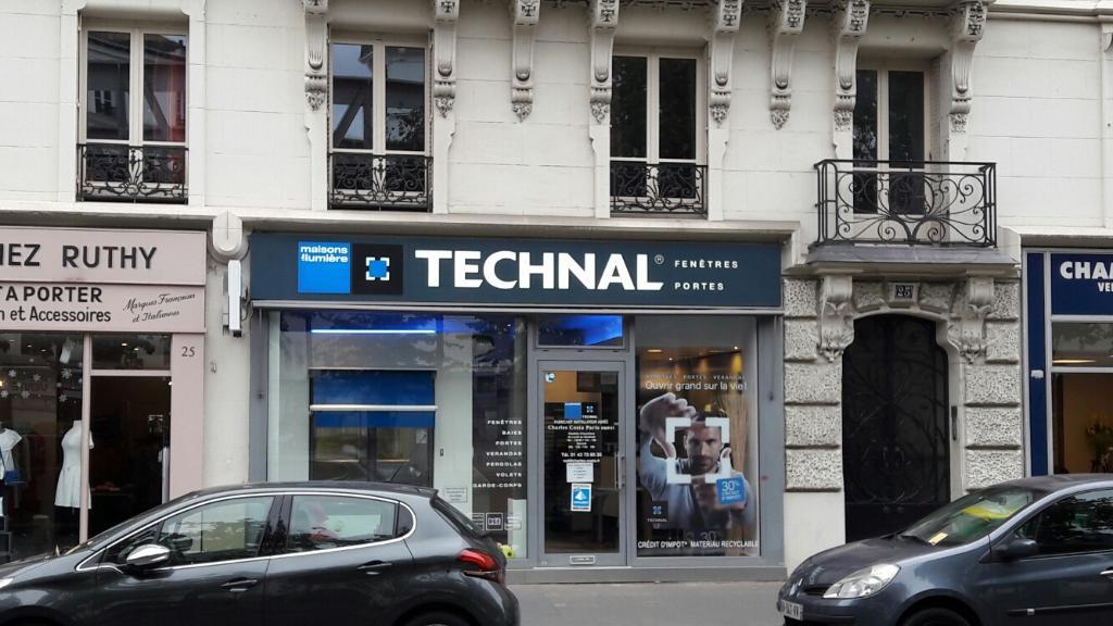 Maisons De Lumière Technal Paris Paris Fenêtres Adresse