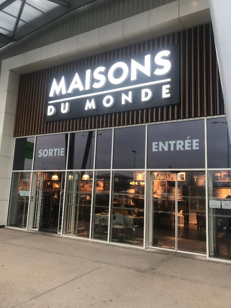 Maisons Du Monde Quetigny Magasin De Meubles Adresse Avis