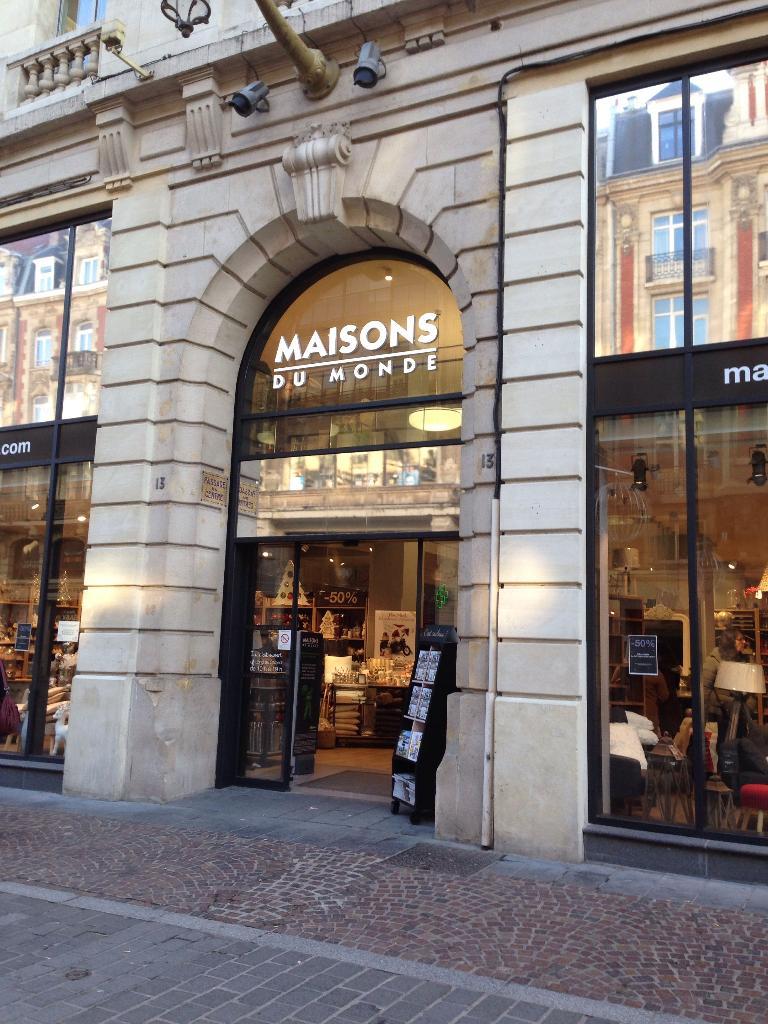Maisonsdu Monde Lille - Cadeaux (adresse)