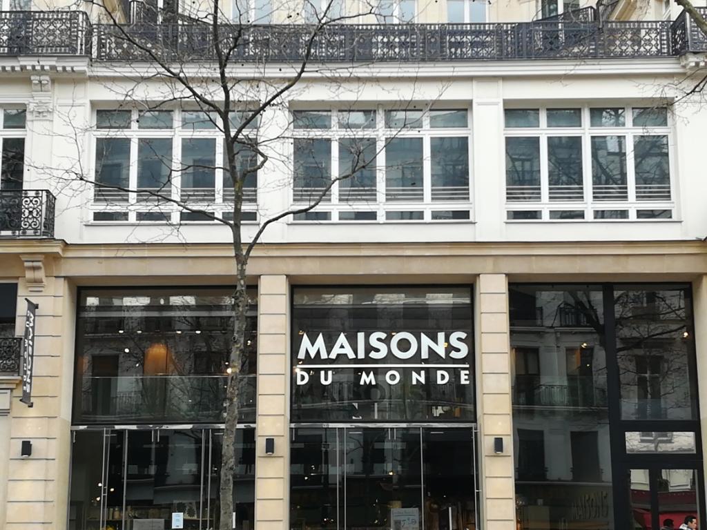 Maisons Du Monde Paris - Magasin de meubles (adresse, avis)