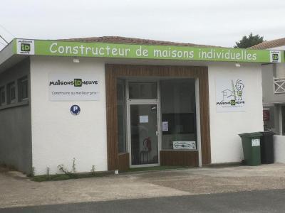 Maisons Id Neuve - Constructeur de maisons individuelles - Mérignac