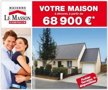 Maisons Le Masson - Constructeur de maisons individuelles - Alençon