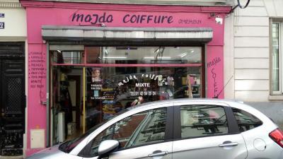 Majda - Coiffeur - Paris
