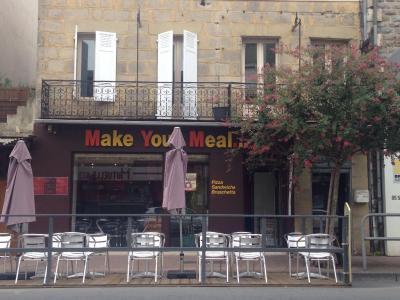 Make Your Meal - Restaurant - Brive-la-Gaillarde