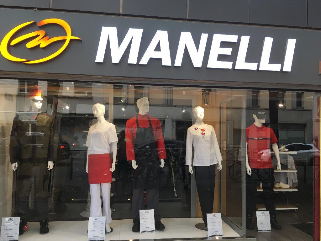 Mannelli Paris Vêtements professionnels (adresse, avis)