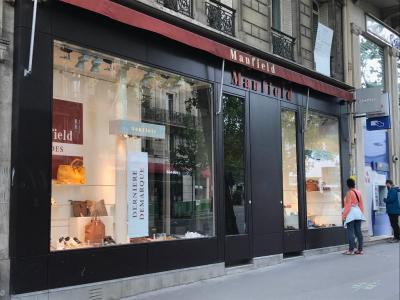 Manfield - Chaussures - Paris
