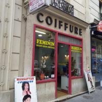 Manhattan Coiffure - PARIS