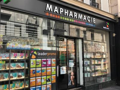 Mapharmacie République - Pharmacie - Paris