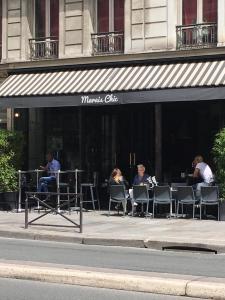 Le Comptoir Du Marais - Café bar - Paris