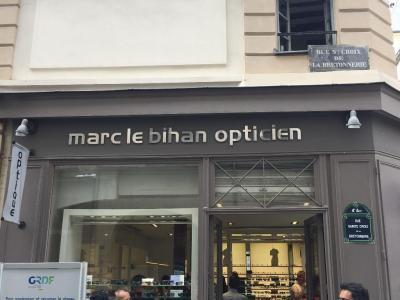 Marc Le Bihan Opticien MLB CONCEPT - Opticien - Paris