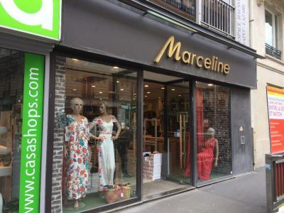 Marceline - Chaussures - Paris