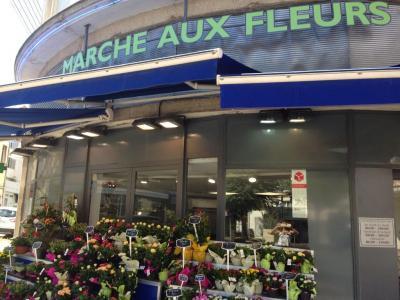 Marché Aux Fleurs - Fleuriste - Clermont-Ferrand