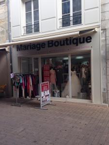 Mariage Boutique - Vêtements femme - Saintes