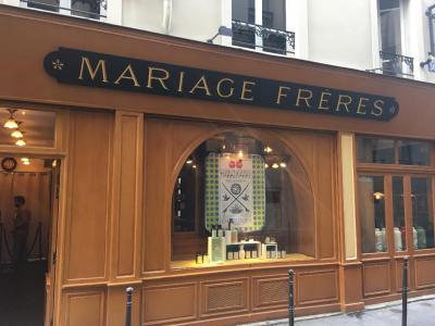 Mariage Frères - Salon de thé - Paris
