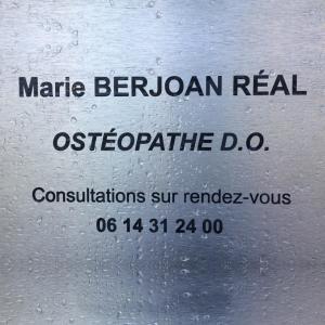Marie Berjoan - Ostéopathe - La Motte-Servolex