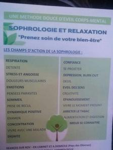 Marie Beziau Sophrologue - Sophrologie - Les Sables-d'Olonne