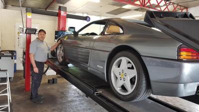 Mario Pneus - Garage automobile - Saint-Maurice-l'Exil