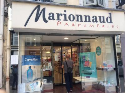 Marionnaud Paris - Parfumerie - Villefranche-sur-Saône