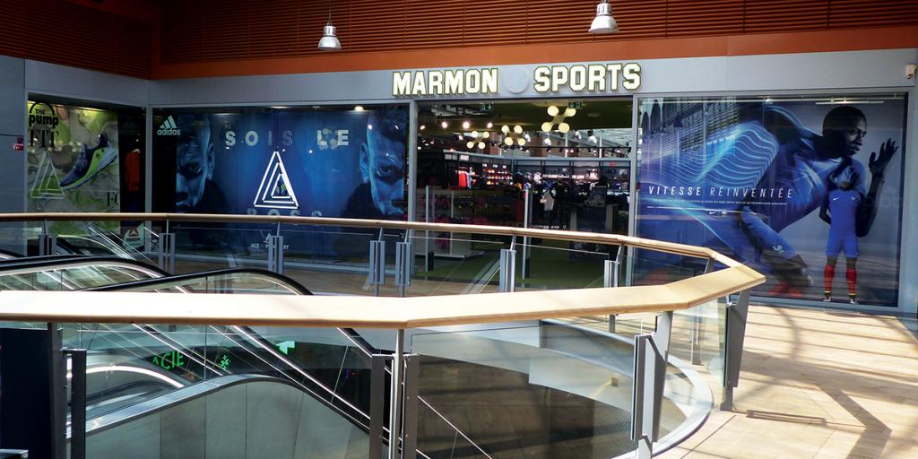 Marmon Sports Aubervilliers Magasin de sport (adresse