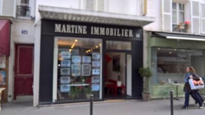 Martine Immobilier - Agence immobilière - Paris