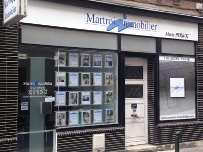 Martroi Immobilier - Agence immobilière - Orléans