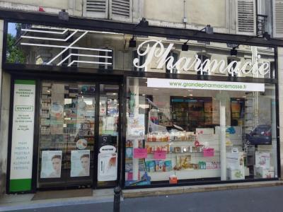 Masse Grande Pharmacie - Pharmacie - Paris