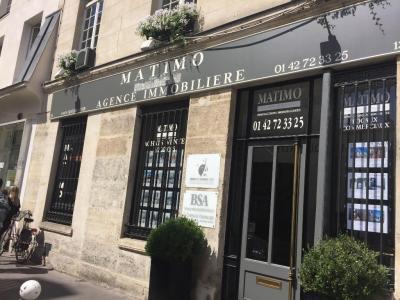 Mat Immobilier - Agence immobilière - Paris