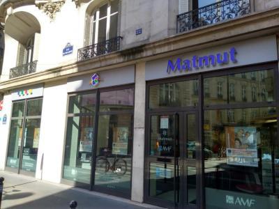 Matmut - Mutuelle - Paris