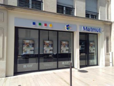 Matmut - Société d'assurance - Vincennes