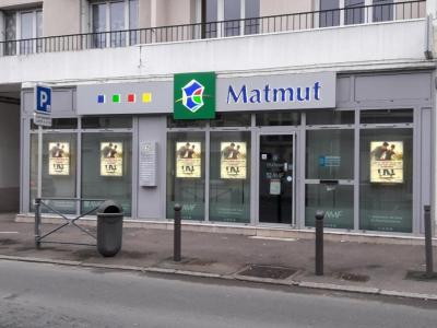 Matmut - Mutuelle d'assurance - Fleury-les-Aubrais