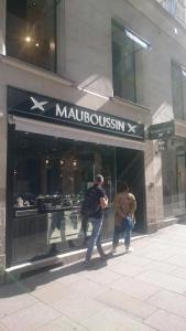 Mauboussin - Création en joaillerie - Nantes