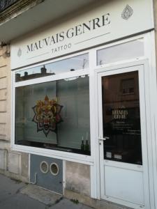 Mauvais Genre - Tatouages - Bordeaux