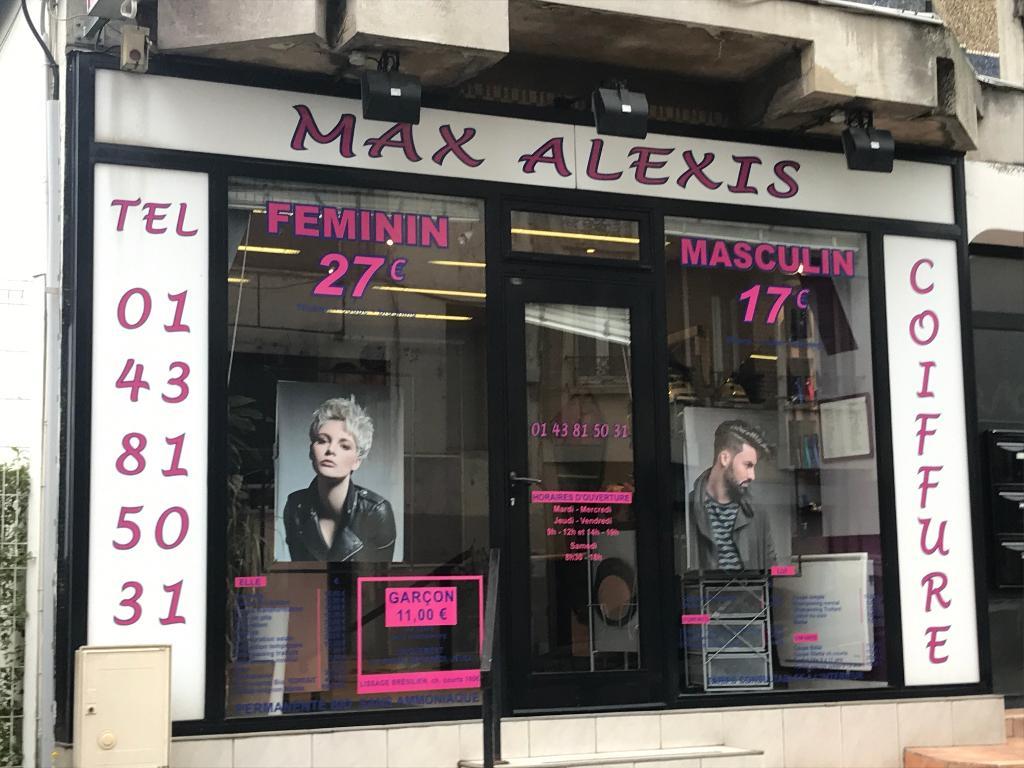 Societe Max Alexis Gagny Coiffeur Adresse Avis