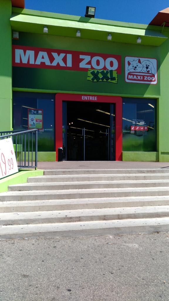 Maxi Zoo Cabries Animaleries Adresse Avis