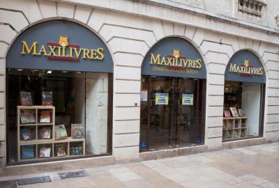 Maxilivres - Librairie - Nîmes