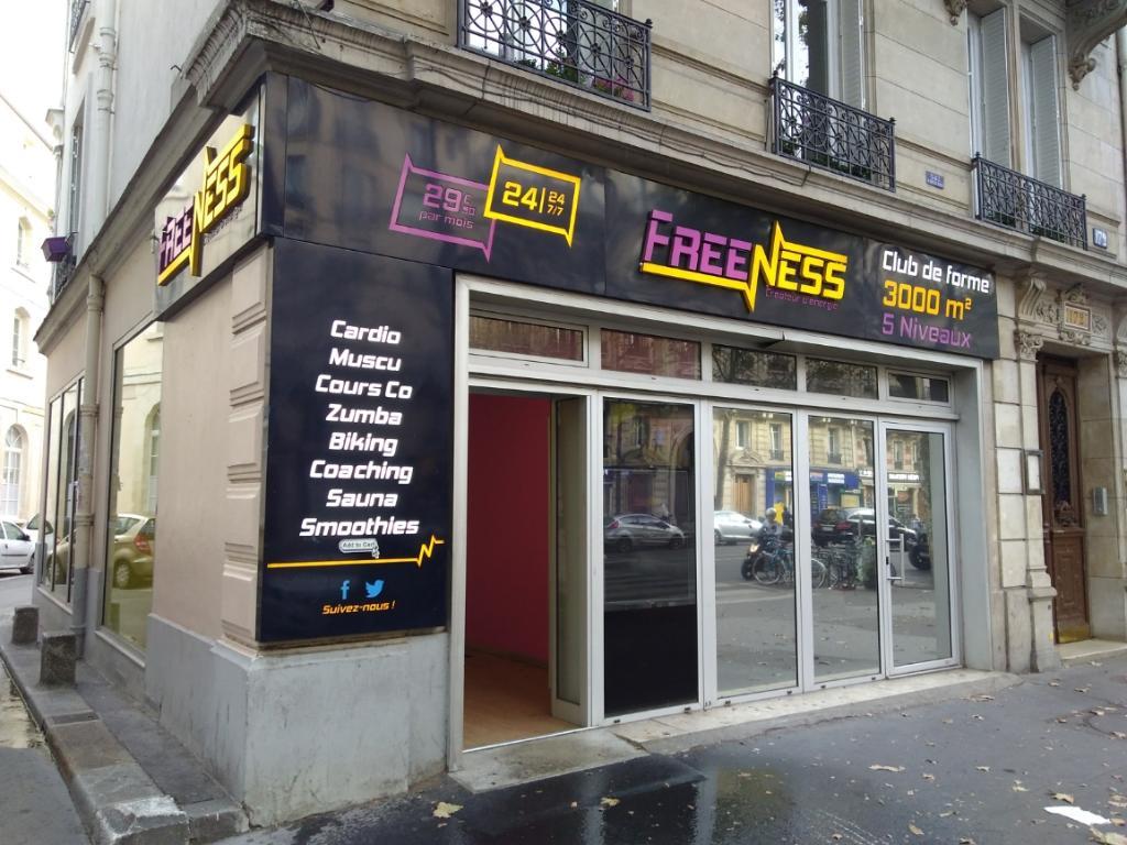 Freeness Paris Paris Clubs De Sport Adresse Avis