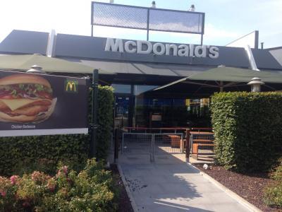 Mcdonald's - Restaurant - Dijon