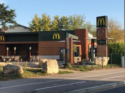 McDonald's - Restaurant - Tassin-la-Demi-Lune
