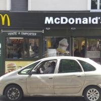 McDonald's Paris Ornano - PARIS