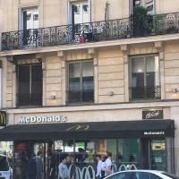 McDonald's Paris Place de Clichy - PARIS
