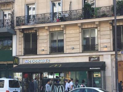 Mcdonald's Caroli - Restauration rapide - Paris
